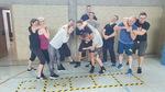 Selbstverteidigung: Training3