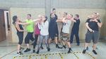 Selbstverteidigung: Training4