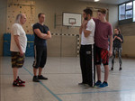 Selbstverteidigung: Training8