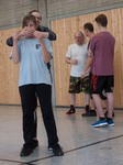 Selbstverteidigung: Training9