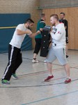 Selbstverteidigung: Training13
