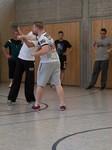 Selbstverteidigung: Training21