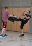 Selbstverteidigung: Training22