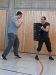 Selbstverteidigung: Training23