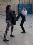 Selbstverteidigung: Training25