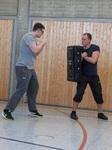 Selbstverteidigung: Training28
