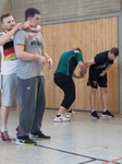 Selbstverteidigung: Training30