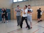 Selbstverteidigung: Training32