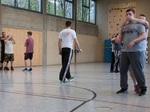 Selbstverteidigung: Training34