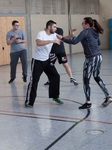 Selbstverteidigung: Training41