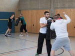 Selbstverteidigung: Training45