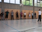 Selbstverteidigung: Training47
