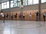 Selbstverteidigung: Training49